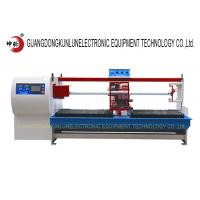 Buy cheap HighAccuracy Semi Auto BOPP Tape Cutting Machine For PVC And FoamTape from wholesalers