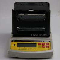Buy cheap Digital Electronic Gold Carat Meter , Portable Gold Assaying Equipment , Gold Measuring Machine from wholesalers