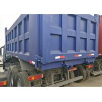 Buy cheap LHD 12.00R20 Tire Sinotruk HOWO Dump Truck Heavy Duty 30 Ton For Construction from wholesalers