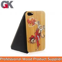 Buy cheap for iphone 5 hard wood phone cases from wholesalers