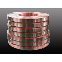 Buy cheap Flexible Cable Copper Strips / Copper Foil For Electronic Parts from wholesalers