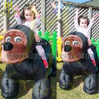 Buy cheap Hansel fast profits Carnival Rides For Sale Children Play Electric Battery Operated Riding Animal Toys from wholesalers