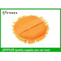 Buy cheap Eco Friendly Chenille Car Wash Pad , Chenille Microfiber Wash Mitt JOYPLUS from wholesalers