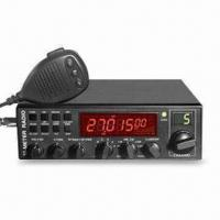Buy cheap 10m Vehicle CB Radio with AM, FM and SSB Modes and More from wholesalers