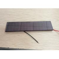 Buy cheap Indoor Thin Film Custom Solar Panels , Custom Solar Cells CE ROHS Certification from wholesalers