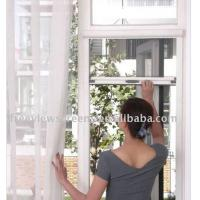 Buy cheap mesh retractable screen/roller insect screen/retractable window screen/retractable fly screen from wholesalers