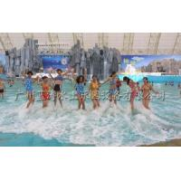 Buy cheap Surf Wave Pool For Water Leisure Tsunami Wave pool 400 - 600 m2 from wholesalers