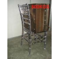 Buy cheap Resin Tiffany Chair (Clear E-001) from wholesalers