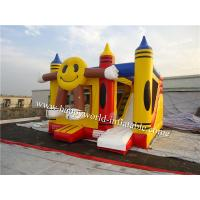 Buy cheap happy hop , inflatable happy hop , happy hop bouncy castle , bouncy slide combo from wholesalers
