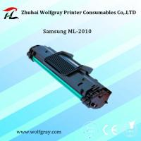 Buy cheap Compatible for Samsung ML-2010 toner cartridge from wholesalers