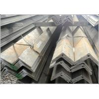 Buy cheap Equal Galvanized Mild Steel Angle Bar for Building / Engineering Structure from wholesalers