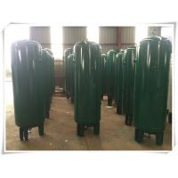 Buy cheap Easy Installed Compressed Air Storage Tank , Compressed Air Accumulator Tank from wholesalers