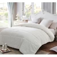 Buy cheap Luxury mulberry Cotton silk comforters thick quilt bed quilts comforters from wholesalers