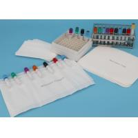 Buy cheap Detection Medical Laboratory Specimen Lock Collection Box Flexo Printing from wholesalers