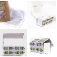 Buy cheap Durable Rectangle Apparel Gift Boxes , Pantone / Metallic Color Printed Magnet Package from wholesalers