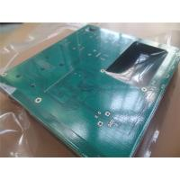 Buy cheap 4 Layer PCB Built on Tg170 Expoy Glass With Immersion Gold and green soldermask from wholesalers