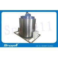 Buy cheap 5tons SUS316 Sea Water Flake Ice Machine Evaporator For Tuna Preservation from wholesalers