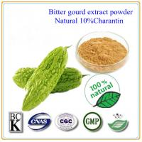 Buy cheap Organic Powder Balsam Pear  Bitter Melon Extract Powder 100% Nautral Plant Extract   for Weight Loss application from wholesalers