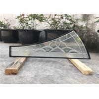 Clear Decorative Panel Glass For Home Decoration Float / Laminated Glass