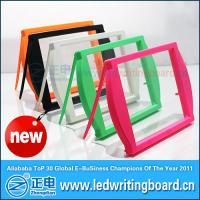 Buy cheap Magic neon shining led kids drawing board from wholesalers