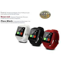 Buy cheap Bluetooth Smartwatch U8 U Watch Smart Watch Wrist Watches for iPhone Samsung HTC Android Phone from wholesalers