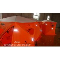 Buy cheap 2-Men Ice shelter ice tent ice blind  ice fishing from wholesalers