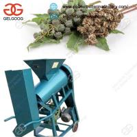 Buy cheap Factory Cheaper PriceAutomatic Castor Seed Shelling Hulling Machine from wholesalers