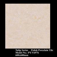 Buy cheap Tulip series polish tiles PY-V6976 product