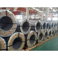 Buy cheap Customized Cold Rolled Stainless Steel Coils 304 BA / 2B Surface Finish from wholesalers