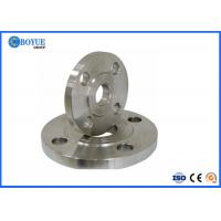 Buy cheap Forged ASTM B564 Alloy Steel Flanges , Petroleum Industry Forged Steel Flanges Size 2-24' from wholesalers