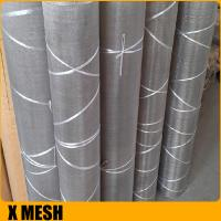 Buy cheap Specialized Production 11mesh*0.5mm SS Windon Screen Mesh for russia market from wholesalers