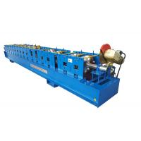 Buy cheap 3 * 4 Rectangular Rainspout Roll Forming Machine for Rainwater Downpipe / Water Pipe from wholesalers