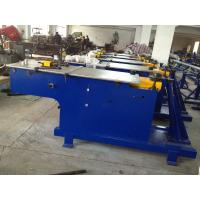 Buy cheap Double working position Hydraulic Pipe Elbow Making Machine for duct / tube / pipe connectors from wholesalers