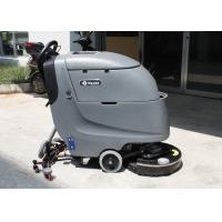Buy cheap Dycon Gray CIP Battery Powered Floor Scrubber Automatic Floor Cleaner from wholesalers