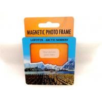 Buy cheap Flexible Personalized Photo Refrigerator Magnets Frame 5 Inches Rectangular Shape from wholesalers