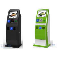 Buy cheap Customization Health Kiosk With Smart Hopper , Money Or Bank Card Reader Payment Terminal from wholesalers