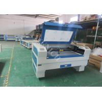 Buy cheap Acrylic / plywood/ MDF 80w 1200*900mm Co2 laser cutting machine with CE from wholesalers