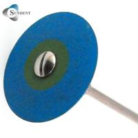 Buy cheap Dental Burs China Rubber Polishing Wheel Dental Silicon Rubber Polisher from wholesalers
