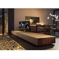Buy cheap Fashion Style Modern Hotel TV Cabinet With Drawers High Standard Customized Size from wholesalers