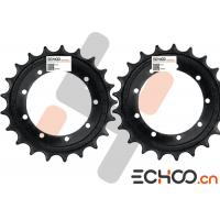 Buy cheap Kobelco SK30 Chain Idler Sprocket / Industrial Chain Sprocket High Strength from wholesalers