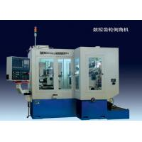 Buy cheap High Speed Horizontal Gear Deburring Machine, Max Diameter 400mm from wholesalers