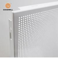 Buy cheap Decorative aluminum waterproof ceiling tile perforated metal sheet for Commercial Building from wholesalers