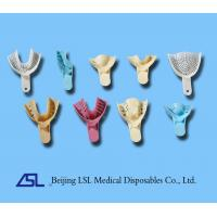 Buy cheap Disposable Dental Impression Tray product