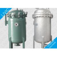 Buy cheap Filter Bag Housing For Automotive , Stainless Filter Housing For Paints Filtration from wholesalers