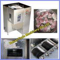 Buy cheap fresh meat cutter, meat slicer, cubic meat cutting machine from wholesalers