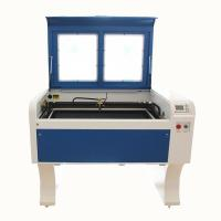 Buy cheap 100w 1000x600mm Cnc Laser Metal Cutting Machine Water Cooling On Global Market from wholesalers