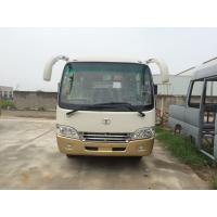 Buy cheap ISUZU Engine Passenger Coach Bus Leaf Spring Dongfeng Chassis Air Condition product