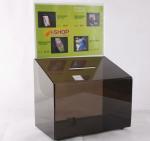 Buy cheap Acrylic Suggestion box, Acrylic Donation & Ballot Box from wholesalers
