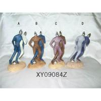 Buy cheap Resin craft resin figurine resin sculpture resin decoration sports men from wholesalers