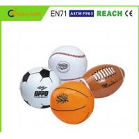 Buy cheap Sporting Inflatable Beach Ball Safe Playing Fun For Baseball Theme Party from wholesalers